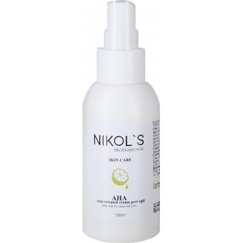 Концентрированный крем против вросших волос с АНА-кислотами